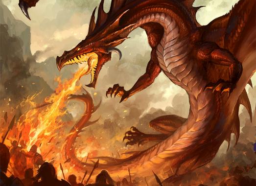 Bildergebnis für beowulf dragon