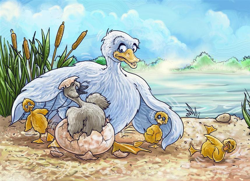 Quot The Ugly Duckling Quot Free Books Amp Children S Stories
