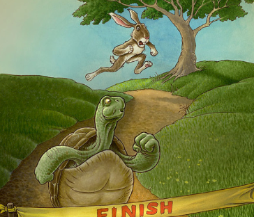 Si Kelinci Dan Kura Kura Free Books Childrens Stories Online