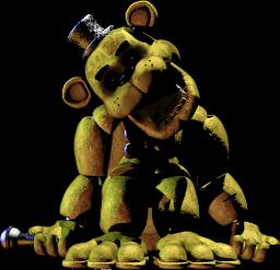 Fnaf: Golden Freddy's secret