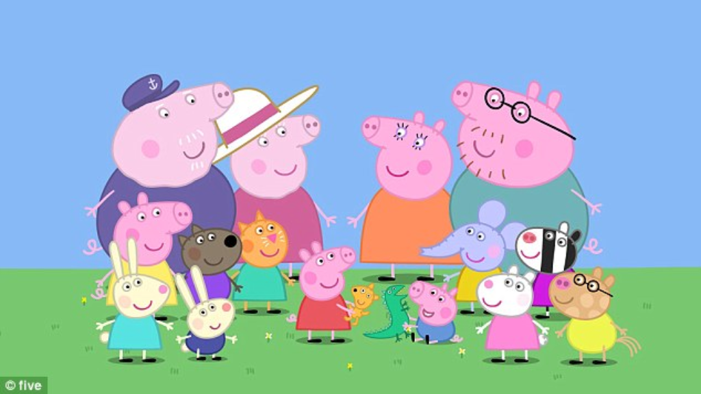 Peppa Pig And Friends Learn To Save Free Books Children S