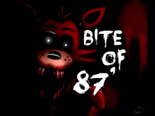 Fnaf The Night Before The Bite Of 87 Free Books Children S