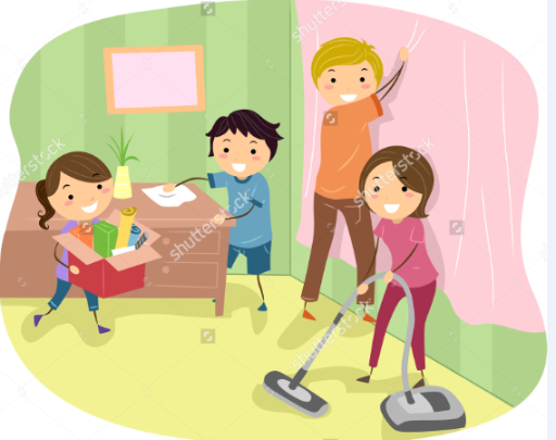 our household chores story free books children s stories online