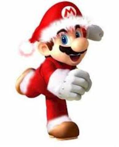 Christmas Mario Png.Mario S Christmas Free Books Children S Stories Online