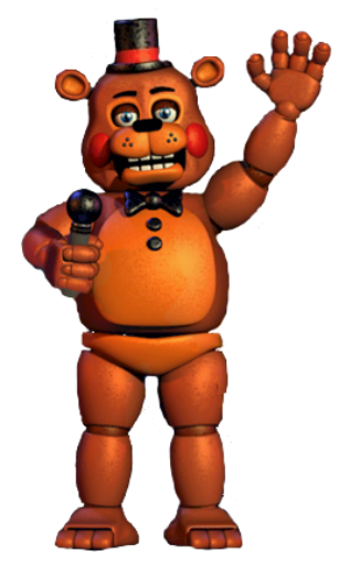Old Freddy Toys : Quot all five nights at freddy s characters free books